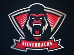 Silverbacks by Brandon Williams, via Behance