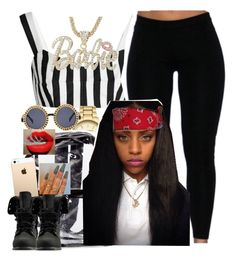 """""""✨"""" by newtrillvibes ❤ liked on Polyvore featuring Topshop"""