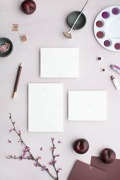 Plum styled stock for designers, artists & photographers Flower Background Wallpaper, Flower Backgrounds, Overlays, Social Media Art, Instagram Frame, Flat Lay Photography, Frame Template, Flatlay Styling, Picsart