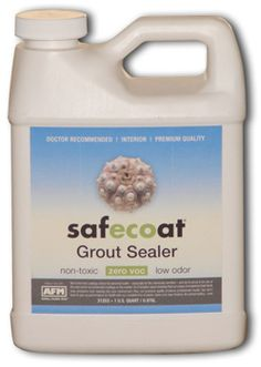 NON-TOXIC perfect to seal faux caves made from grout for reptile enclosures