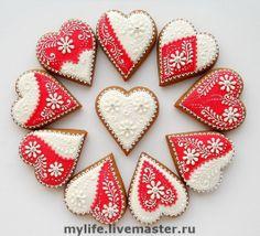 Cookien bellas para San Valentín