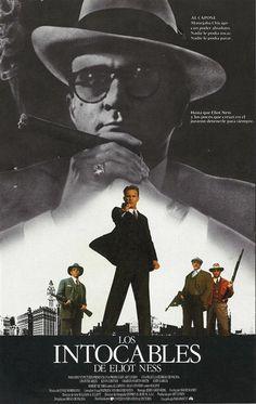 Los intocables de Eliot Ness (1987)