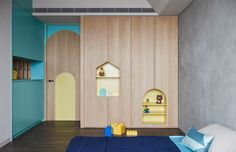 Gallery of Blue and Glue / HAO Design - 3