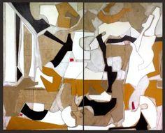 "Saatchi Art Artist Susan Molina-Washington; Painting, ""Untitled"" #art"