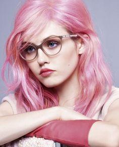 grafika charlotte free, beautiful, and glasses
