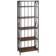 Logan Tall Folding Shelf