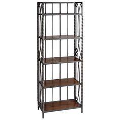 Logan Tall Folding Shelf