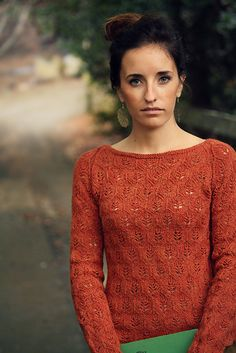 Ravelry: Autumn's End pattern by Alana Dakos