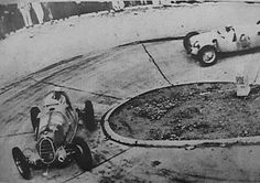 1937 Rio de janeiro Gp. Hans Stuck witch a C-type was the only one who cross the ocean to race there. He finished in second place.