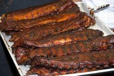 The Best Rib Recipes for Grilling or Smoking BBQ Ribs. These Rib Recipes for Pork or Beef Ribs are sure to please. #Bbqribs
