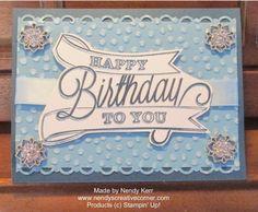 Birthday in Blues www.nendyscreativecorner.com