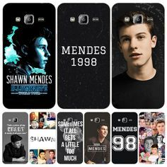 Shawn Mendes Magcon cover phone case for Samsung Galaxy J1 J2 J3 J5 J7 MINI ACE 2016 2015 #Affiliate
