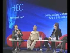 "2008 - HEC Paris launches the ""Social Business"" Chair"