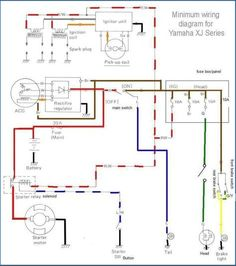 Ironhead Simplified Wiring Diagram for 1972 Kick  The Sportster and Buell Motorcycle Forum