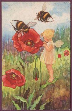 ≗ The Bee's Reverie ≗  Bee Fairy