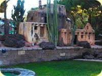 Golf N Stuff-Tucson-two mini golf courses
