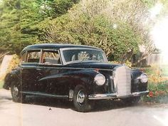 1952 Mercedes-Benz 300-Series Sedan  | eBay