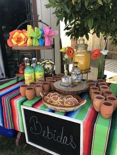ideas wedding themes mexican fiesta party for 2019 ideas wedding themes. ideas wedding themes mexican fiesta party for 2019 ideas wedding themes mexican fiesta par Mexican Theme Baby Shower, Mexican Fiesta Birthday Party, Fiesta Theme Party, Mexico Party Theme, Mexican Fiesta Food, Mexican Menu, Mexican Buffet, Mexican Drinks, 21 Party