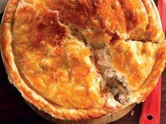 Vinnige hoenderpastei (Quick Chicken Meat Pie)