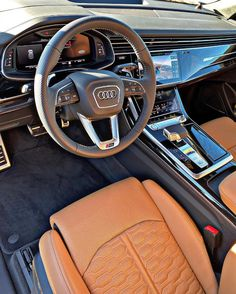 Rate This Audi Interior 1 to 100 Audi Interior, Inside Car, Audi Rs, Fancy Cars, Expensive Cars, Amazing Cars, Hot Cars, Exotic Cars, Motor Car