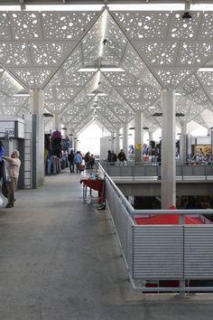 Galería - Mercado Tirso de Molina / Iglesis Prat Arquitectos - 4