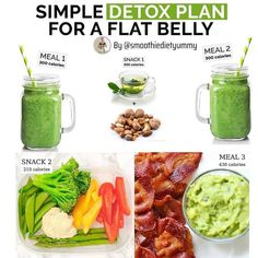 Smoothie Diet, Healthy Smoothies, Healthy Drinks, Healthy Eating, Smoothie Recipes, Stay Healthy, Salad Recipes, Weight Loss Juice, Weight Loss Smoothies
