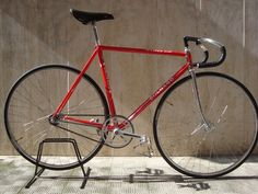 """""""Colnago Master Più Pista"""" posted: 2012/05/24 categories: Colnago Master Più, Pista / Track bike"""