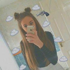sky tumblr girl