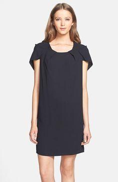 cece by cynthia steffe crepe shift dress