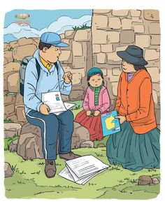 Ilustración de Estudio Nueve