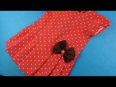 Como hacer Vestido para niñas CON PATRONES - YouTube Baby Romper Pattern, Cute Dresses, Summer Dresses, Frocks, Short Sleeve Dresses, Rompers, Couture, Sewing, Academia