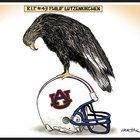 Alabama and Auburn fans alike are mourning the tragic loss of former Auburn star Philip Lutzenkirchen.