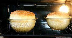 Noticia Mundial: Increible...!! Pan Campesino, delicioso y super facil de hacer