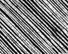 Born to Quilt - Diagonal Textured Stripes - Black