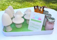 Fairy Mushroom Party   CatchMyParty.com