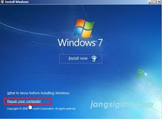 Hi, friends how are you?I'm going to tell you on this article, How to fix a non-boot computer (Full Guide) The following are some common Windows 7 and Vista errors that this guide can ...