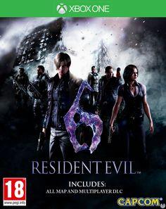 Resident Evil 6 HD Remaster Xbox One  #ResidentEvil6 #SurvivalHorror #Zombies #ChrisRedfield #ResidentEvil6HD #ResidentEvil6Remaster #XboxOne
