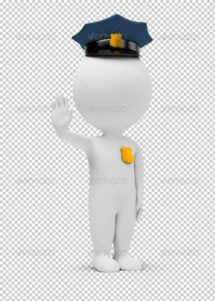 Buy small people - policeman by AnatolyM on GraphicRiver. small people – policeman in a forbidding pose. Transparent high resolution PSD with shadows. 3d Design, Logo Design, 3d Man, Sculpture Lessons, Alpha Channel, School Holidays, 3d Character, Technology Logo, 3 D