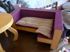 Canapé pour  poupée