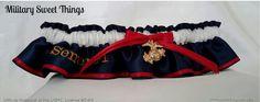Ready To Ship: USMC Semper Fi Dress Blues by MilitarySweetThings