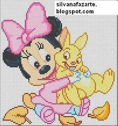 Minnie.& bunny
