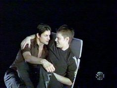 Queer As Folk cast - Queer As Folk Photo (16807842) - Fanpop. Randy and Gale are obviously very at ease with each other.