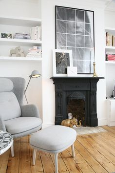Inspiration: 10 aménagements de foyer   Coup de Pouce
