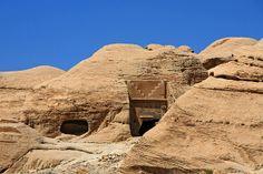 Caves of Petra Jordan   The Caves of Petra, Jordan   Flickr - Photo Sharing!