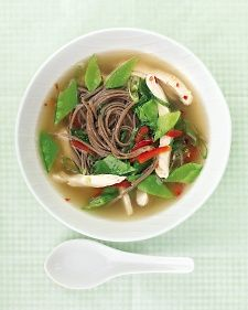 Asian Chicken Soup Super easy and as good as any restaurant soup you'll have!
