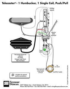 4 Way Switch Wiring Diagram Telecaster Hunter Ceiling Fan With Light Tele Build Pinterest Free Engine