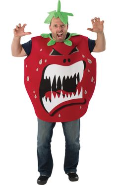 Attack of the Killer Tomatos Costume | Jokers Masquerade
