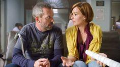 Hugh Laurie & Franka Potente