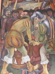 spaniards slavery