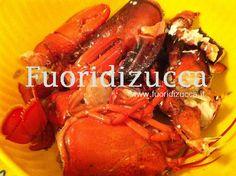 spaghetti al grillo di mare #spaghetti with sea cricket